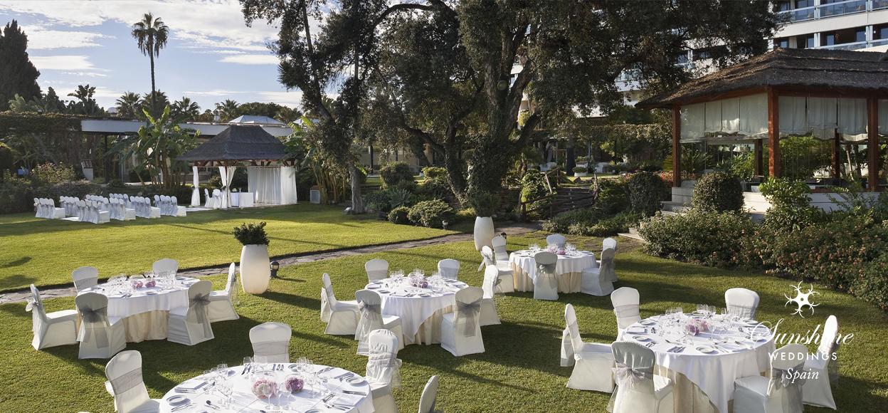 Marbella Hotel Wedding