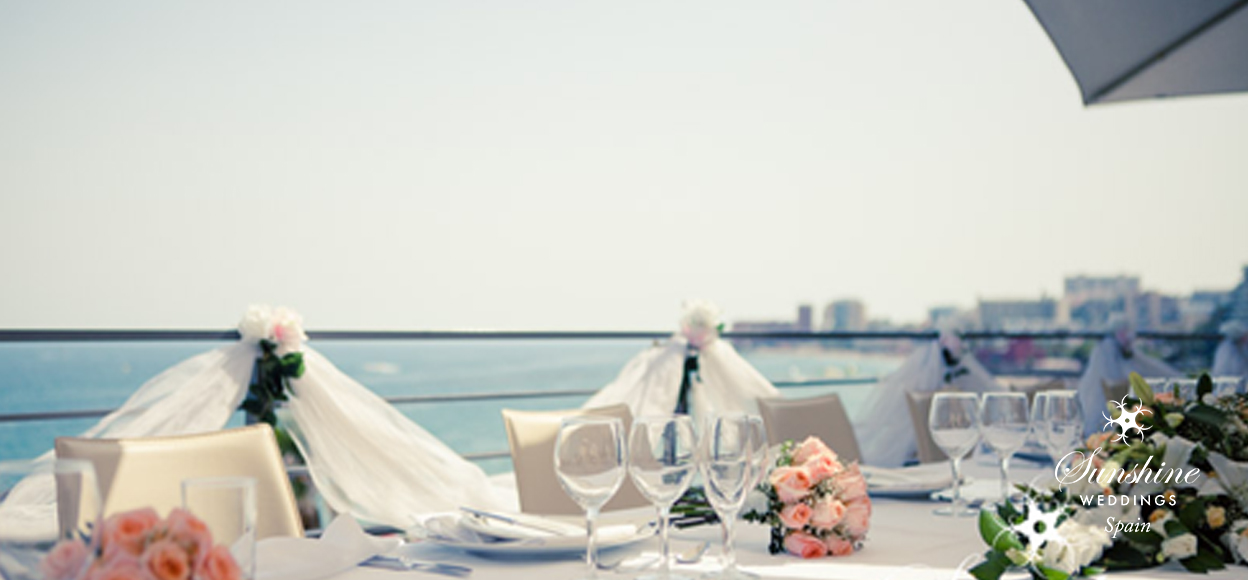 Spanish Beach Wedding