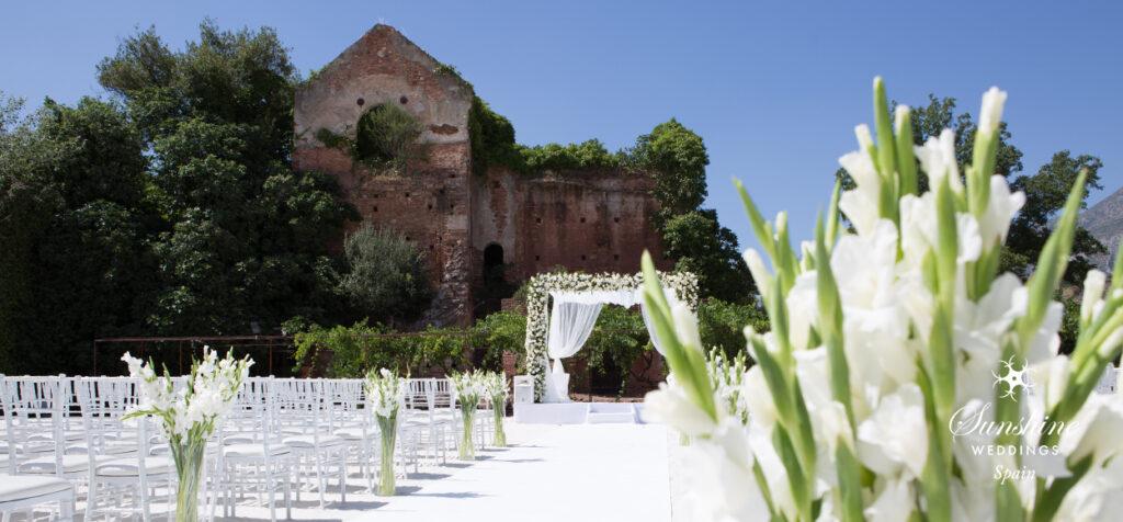 Marbella Rustic Wedding Venue