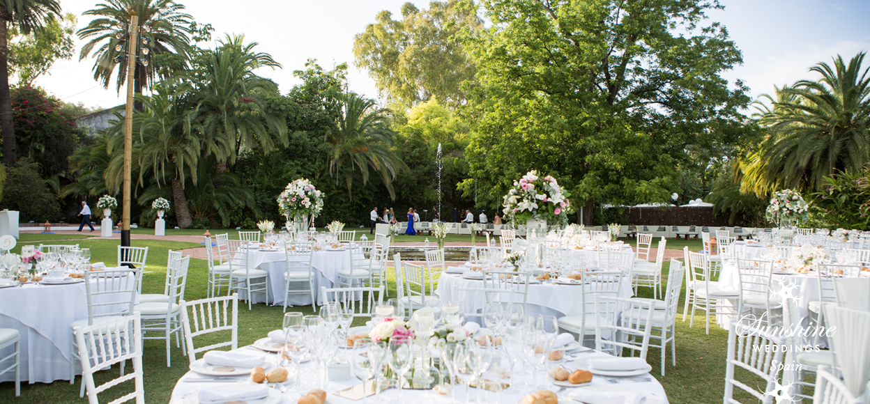 Rustic Wedding in Spain