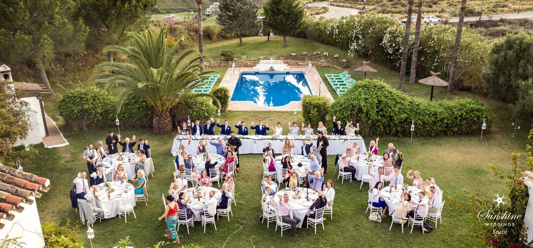 Villa Wedding Spain