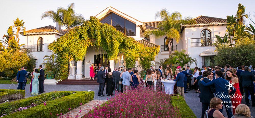 Villa Wedding