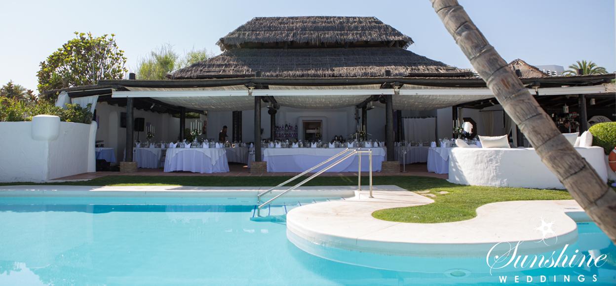 Spanish Villa Wedding