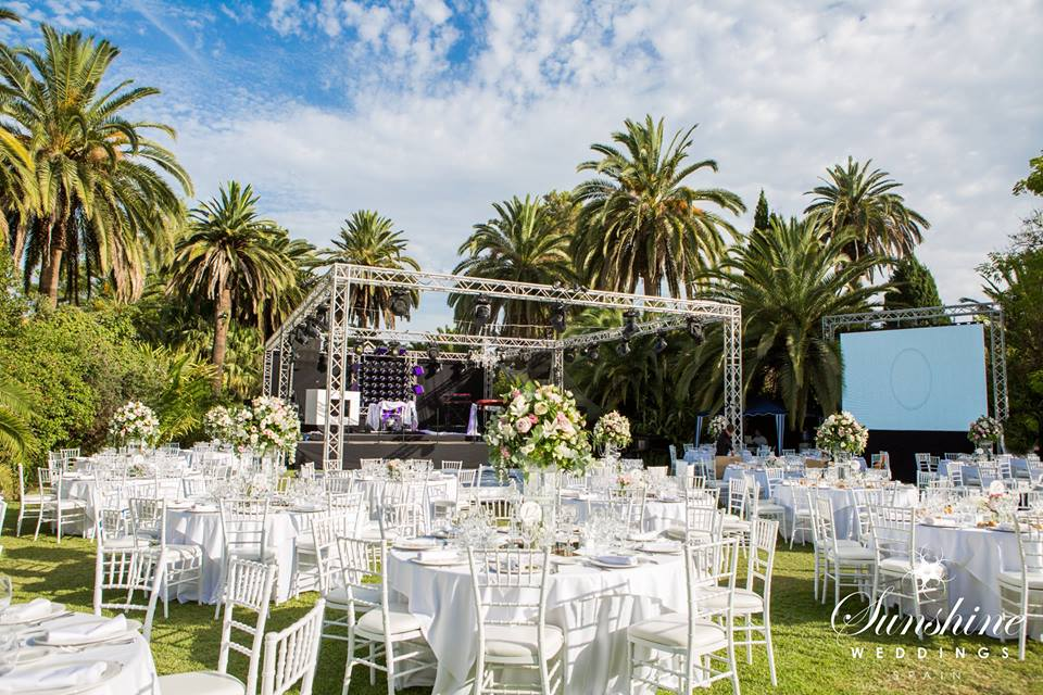 Wedding in Marbella Outdoor