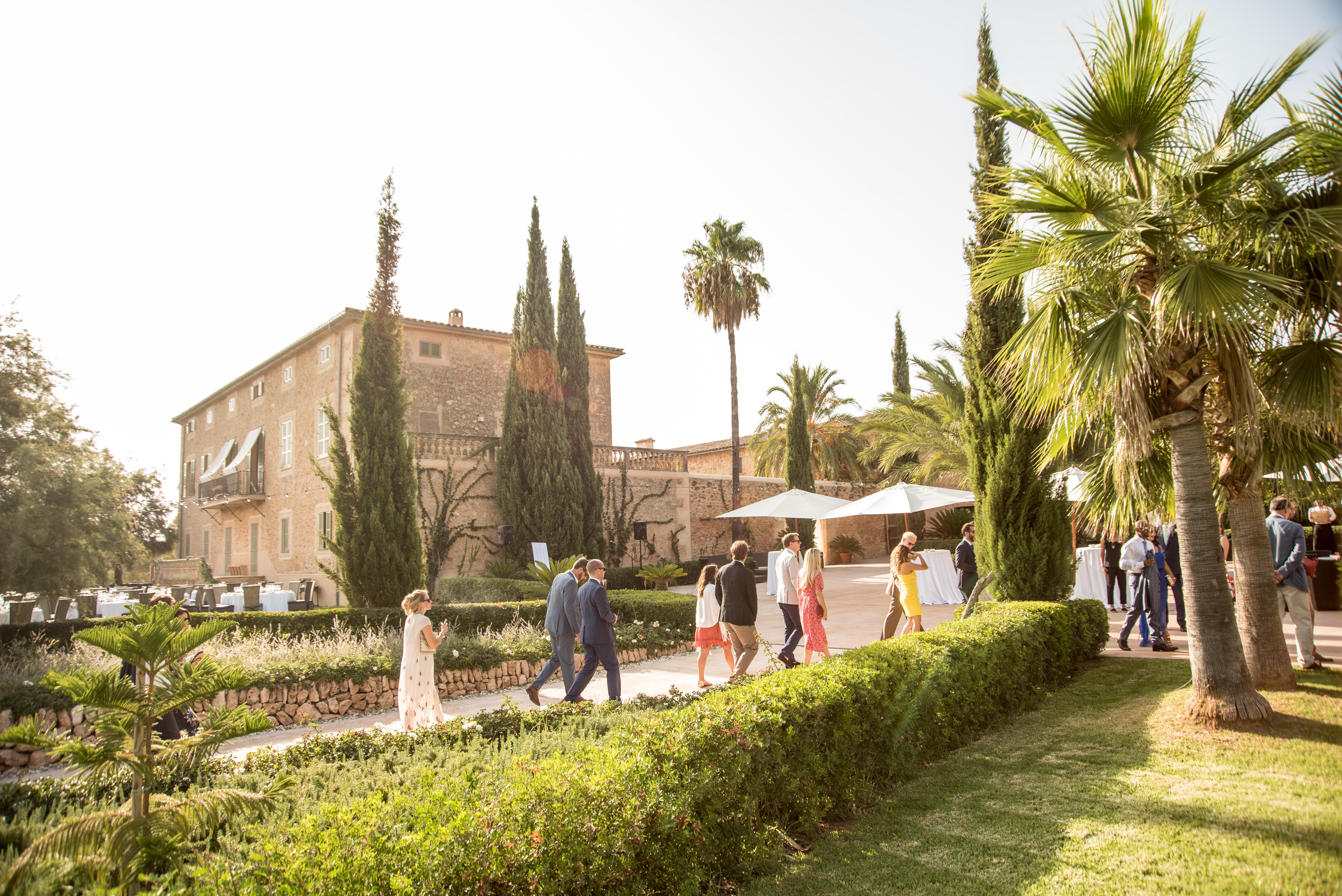 Celebrating a Finca Wedding in Mallorca