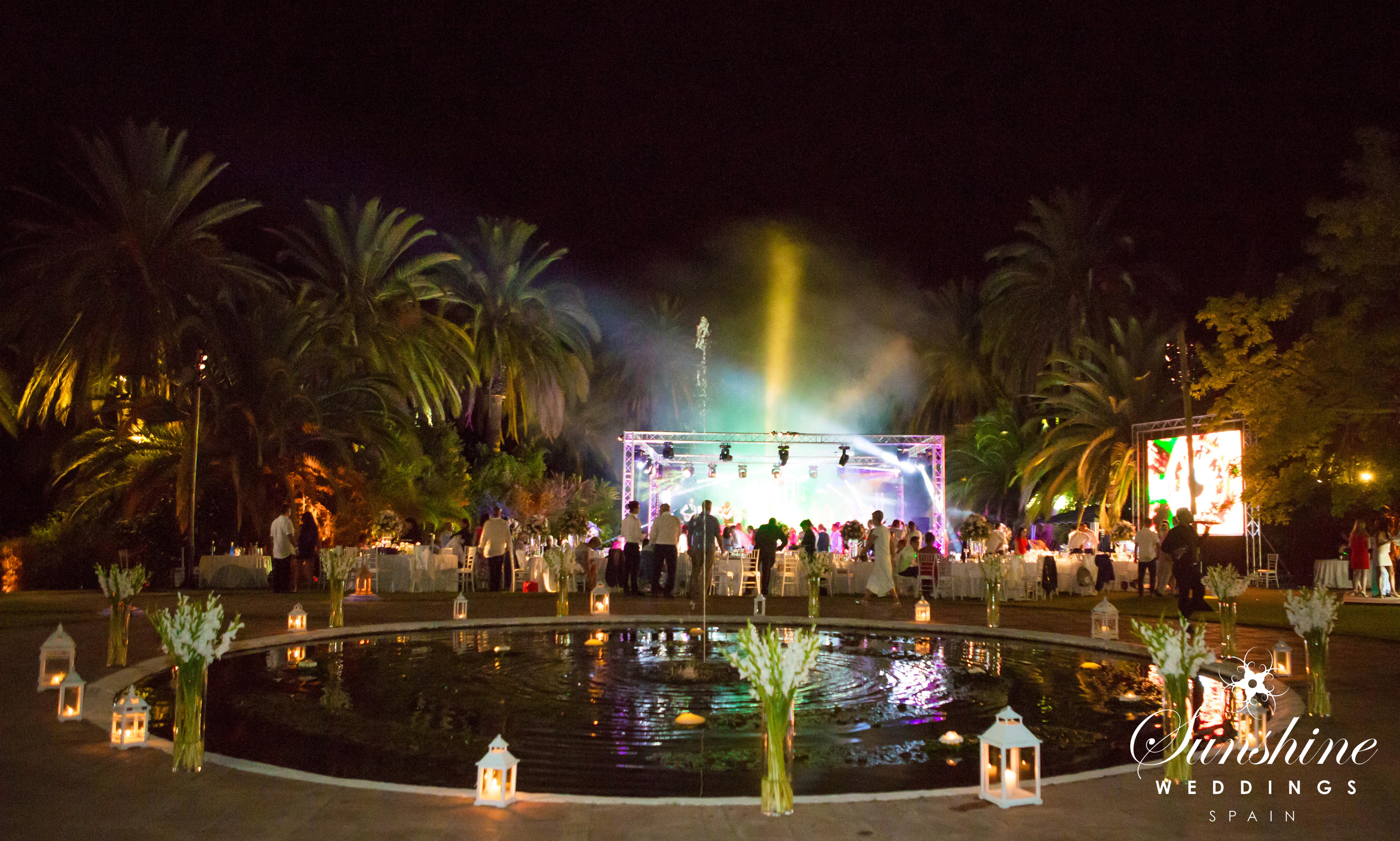 Finca Marbella Concert