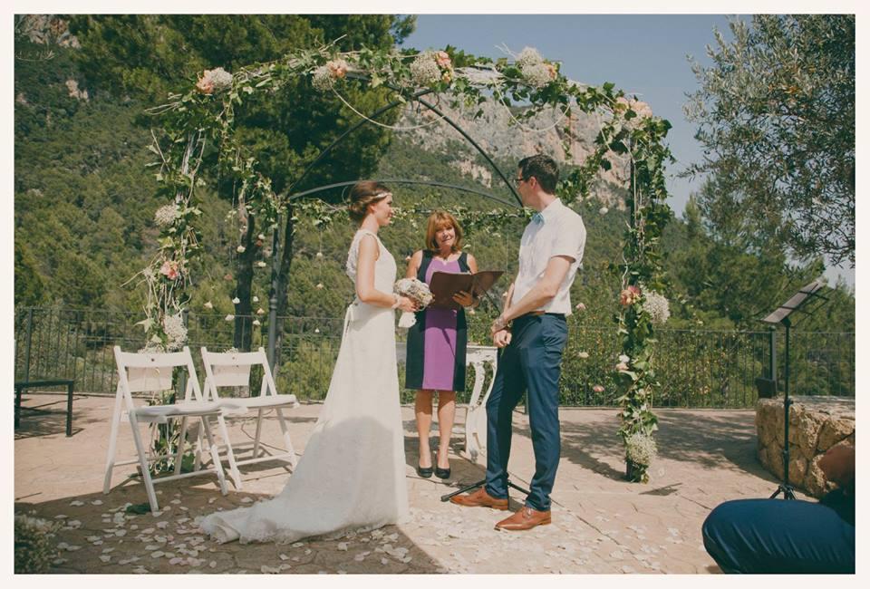 Wedding Mallorca Annie Verinder