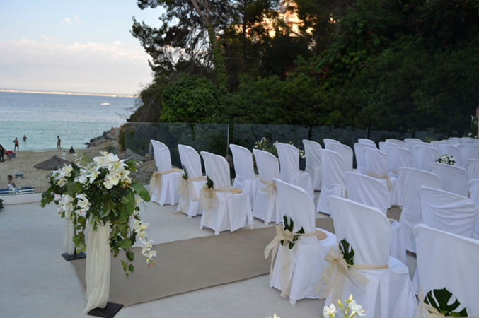 Beach Wedding Venue in Spain