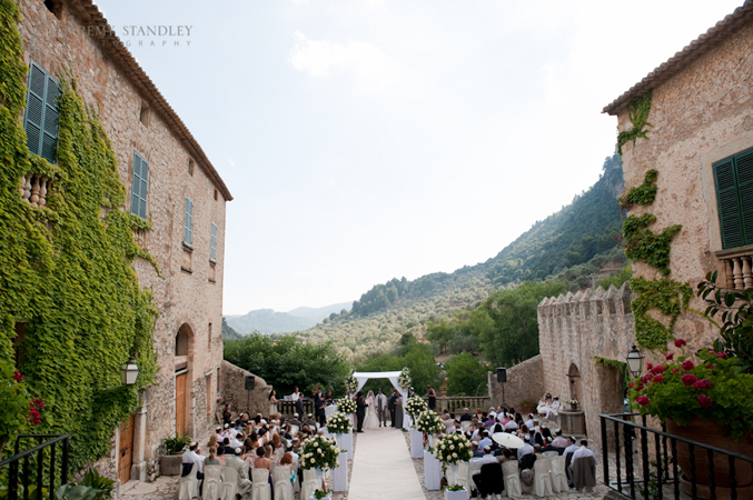 Rustic Weddding Venue in Spain
