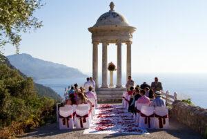 Sea View Wedding Venue in Spain