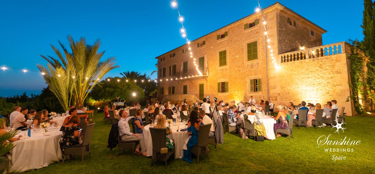 Mallorca rustic wedding