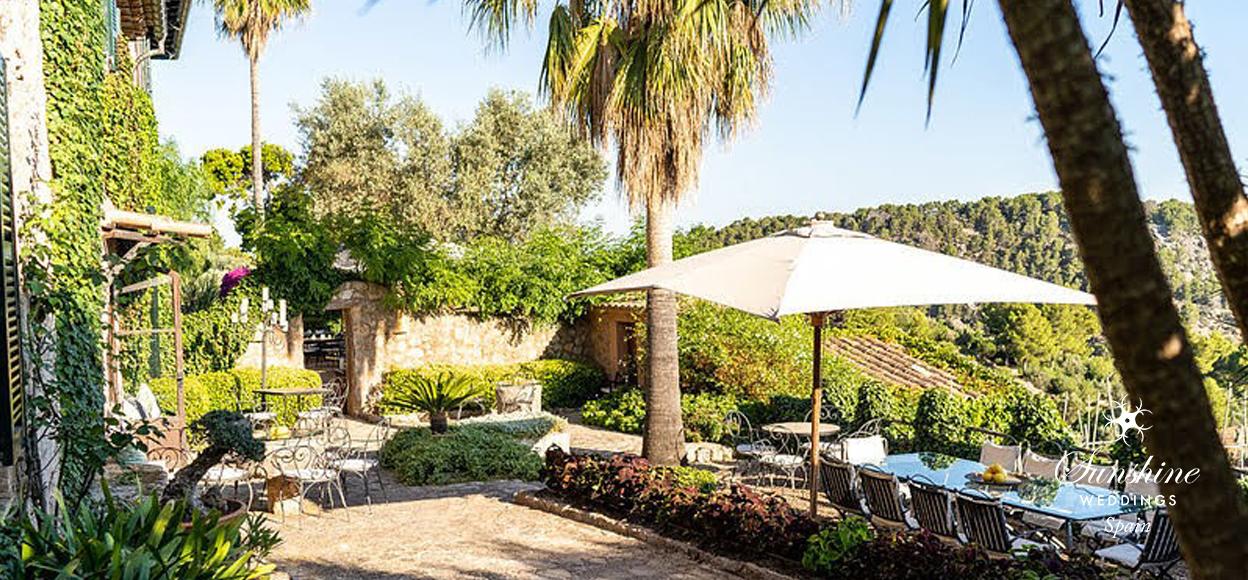 Rustic villa in Mallorca