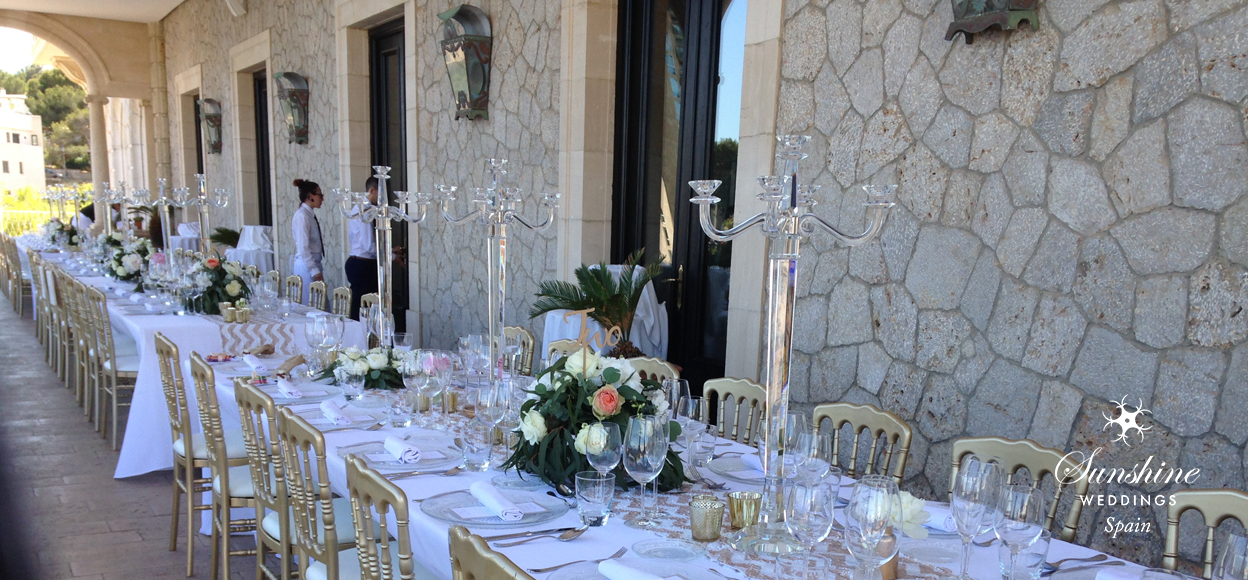 Boutique hotel wedding Mallorca