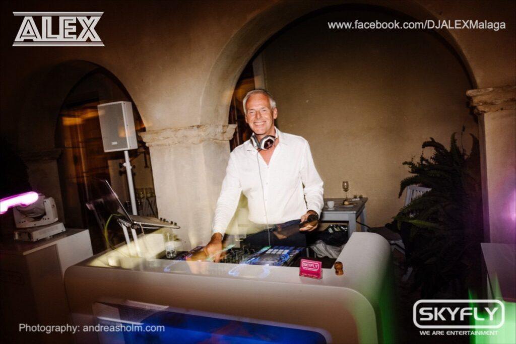 Wedding DJ Malaga