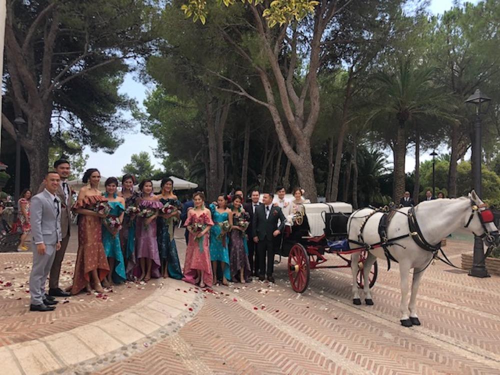 Philipino-Wedding-Party