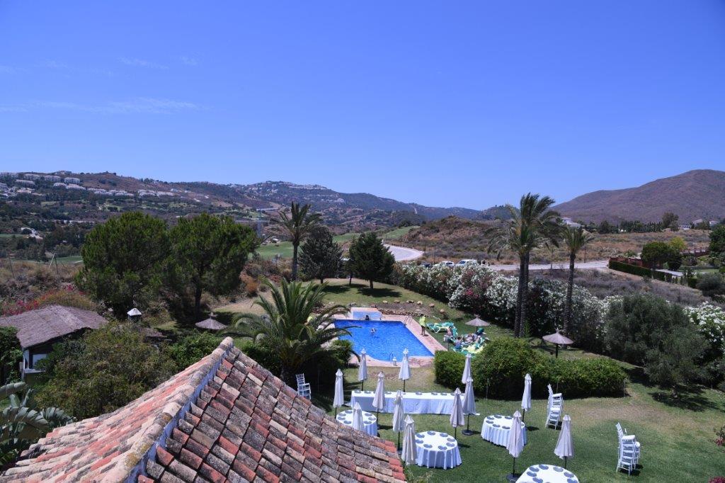 The Hacienda Venue