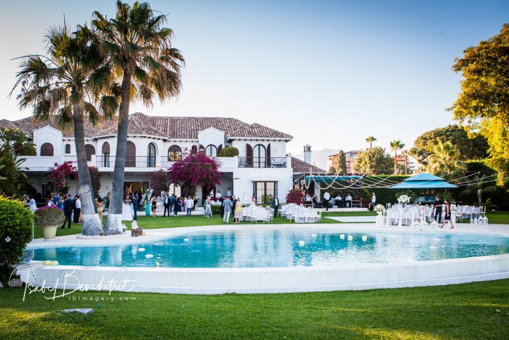 Beach Wedding Villa Marbella