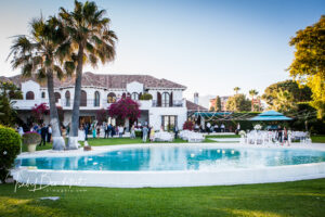 Beach Wedding Villa Marbella