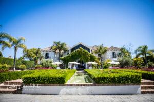 Marbella wedding villa