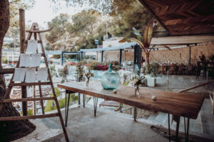 Beautiful wedding styling - Dominic Lula Photographer Mallorca