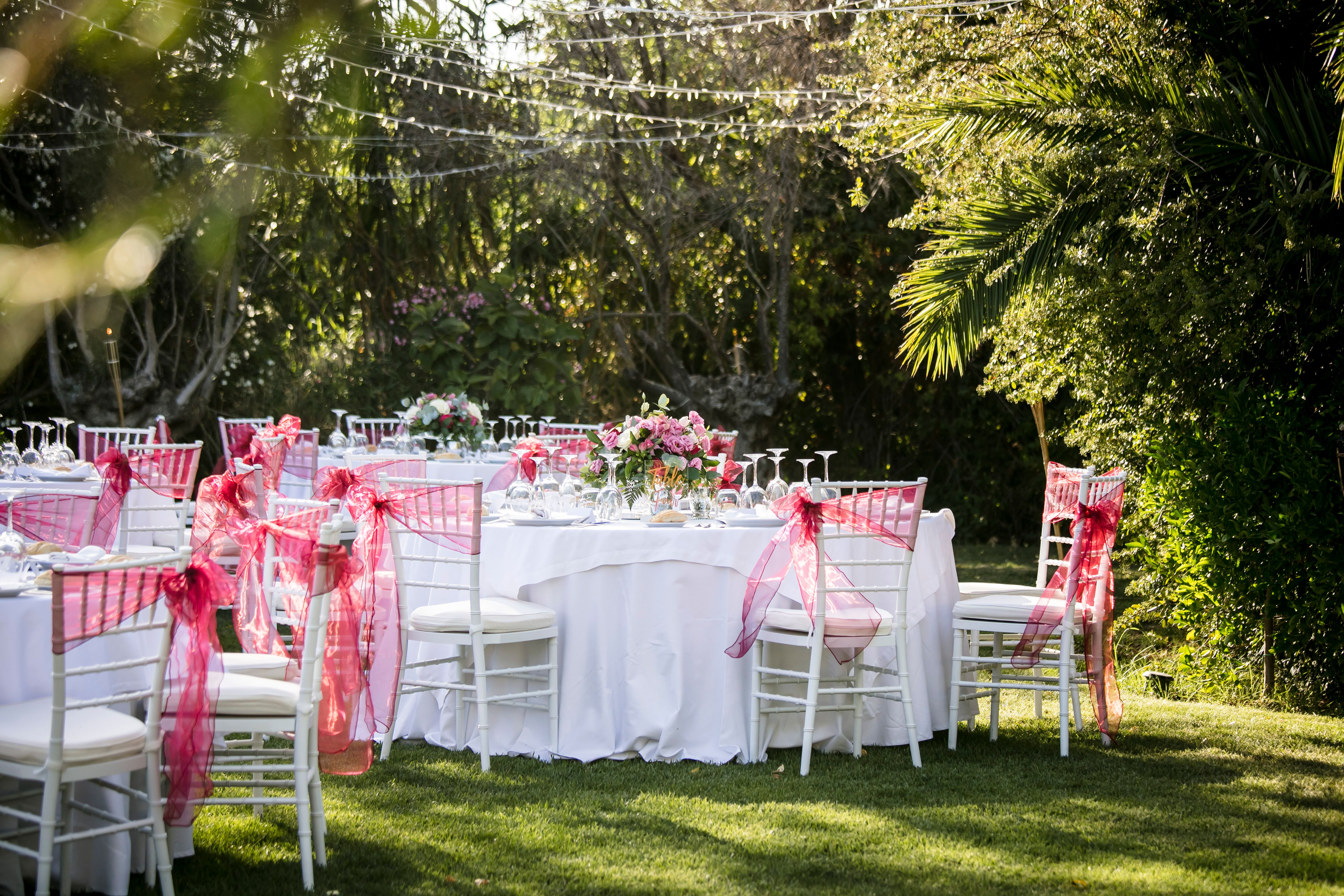 Wedding table decor - Talia Giraudo, Thoroughly Gorgeous
