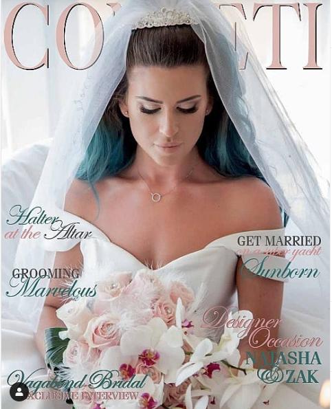 Confetti Magazine Cover