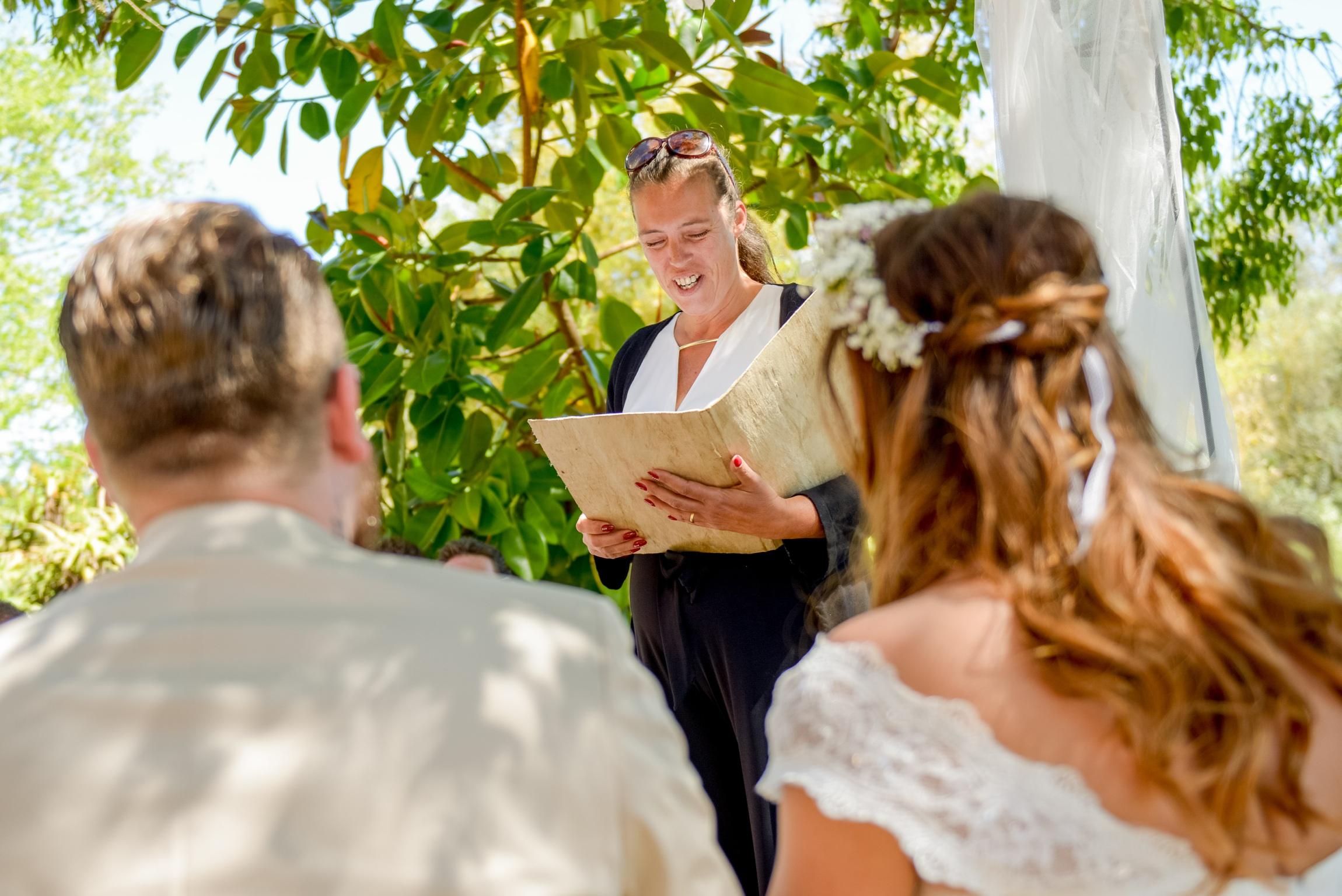 Nathalie Korcz Wedding Celebrant