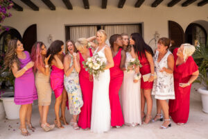 The bride and some of her female guests - Chris Wallace, Carpe Diem Photography