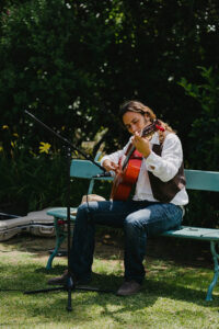 Nano, the Spanish guitarist - Image Pedro Bellido Photograhy