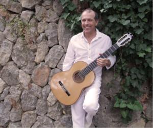 Guitarist Javier