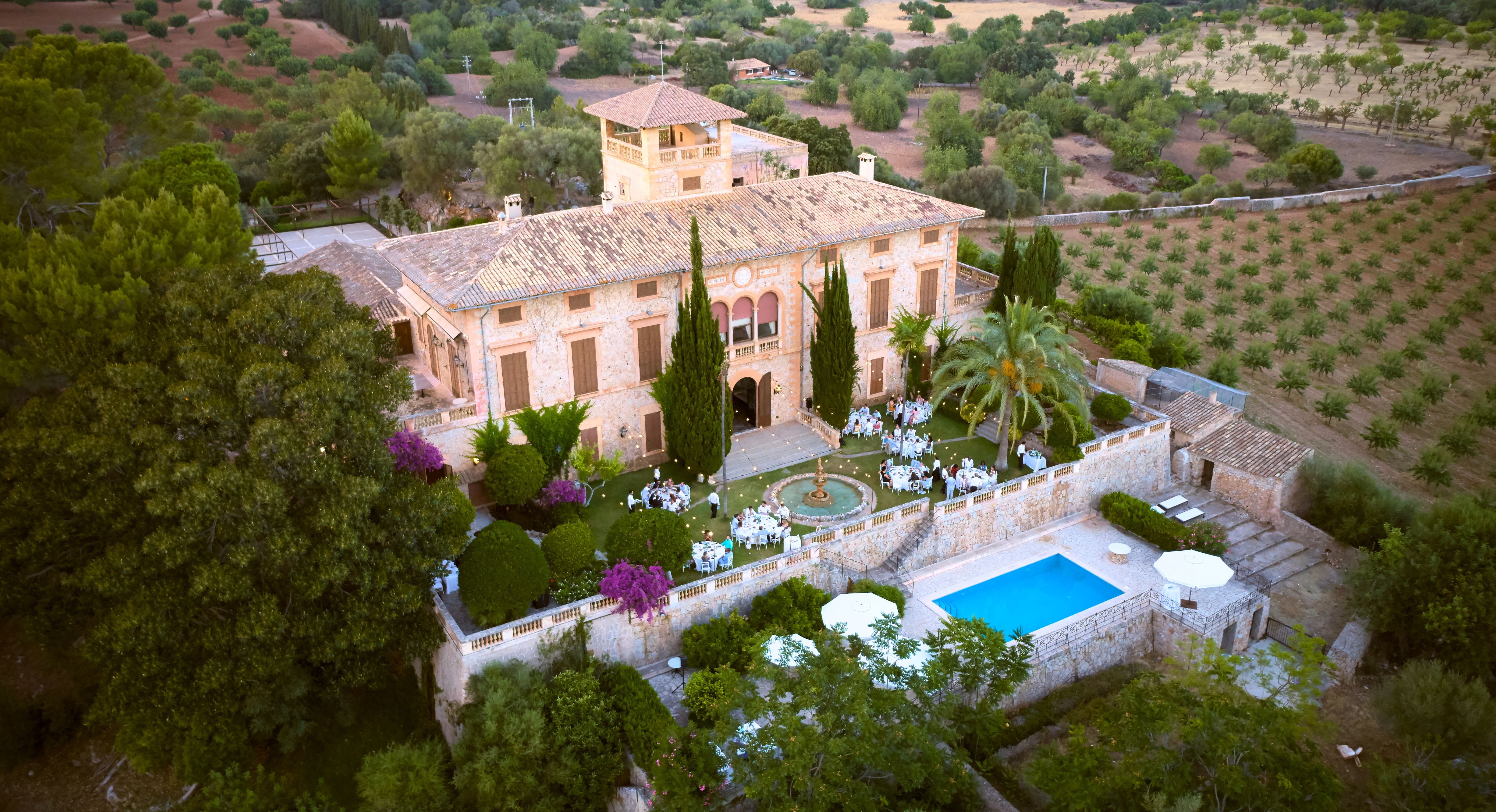 The stunning Finca in Mallorca, Thad Medford Photography