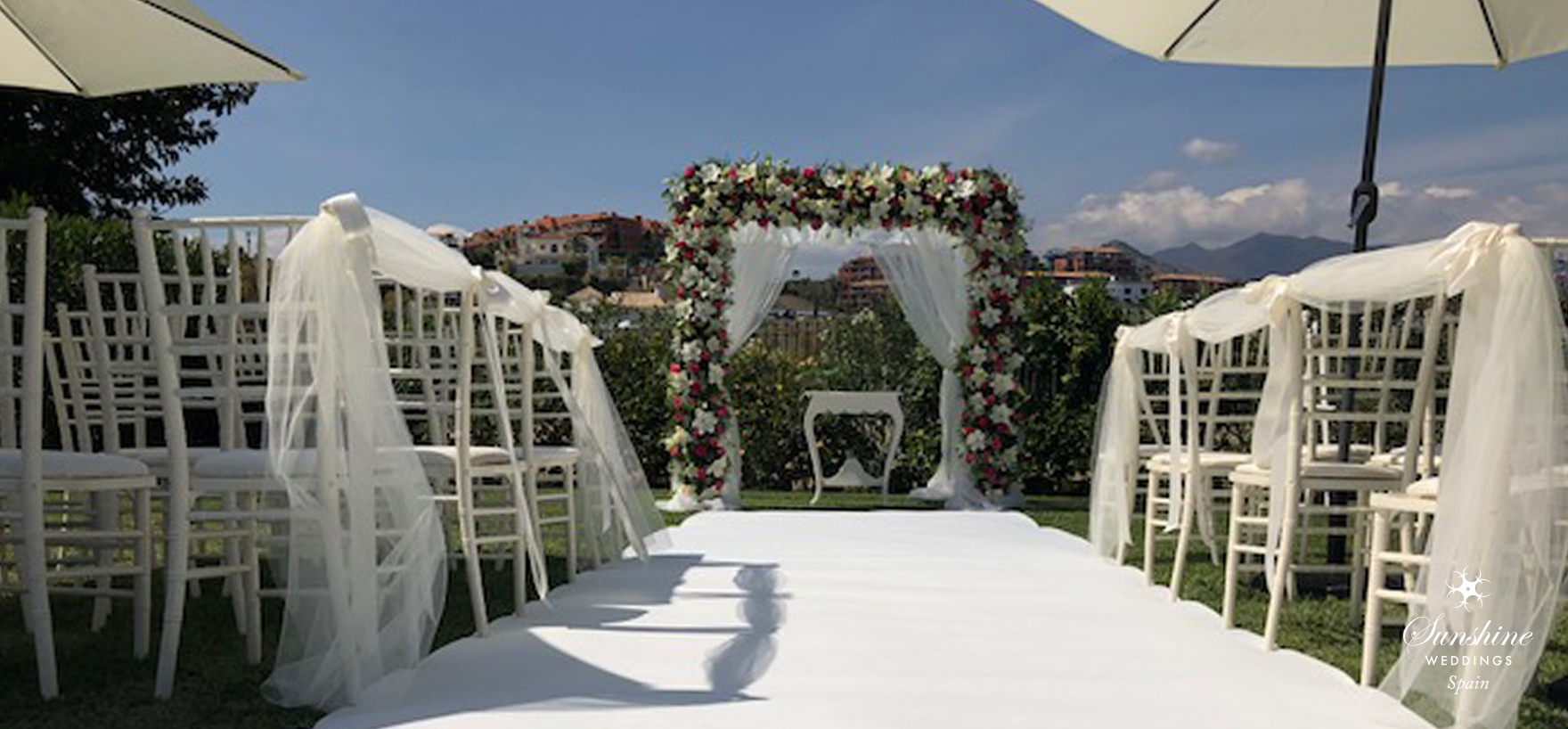 wedding venue estepona