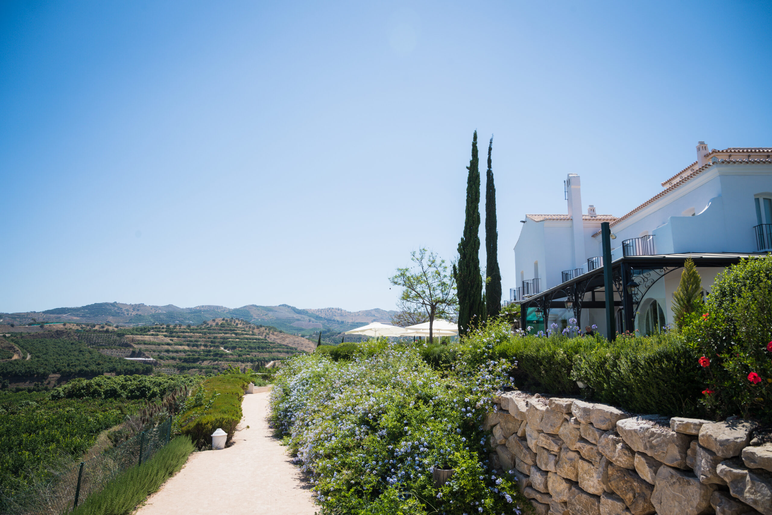The beautiful Cortijo - Rebecca Davidson Photography