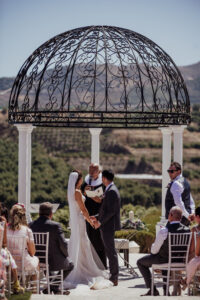 The wedding ceremony - Rebecca Davidson Photography