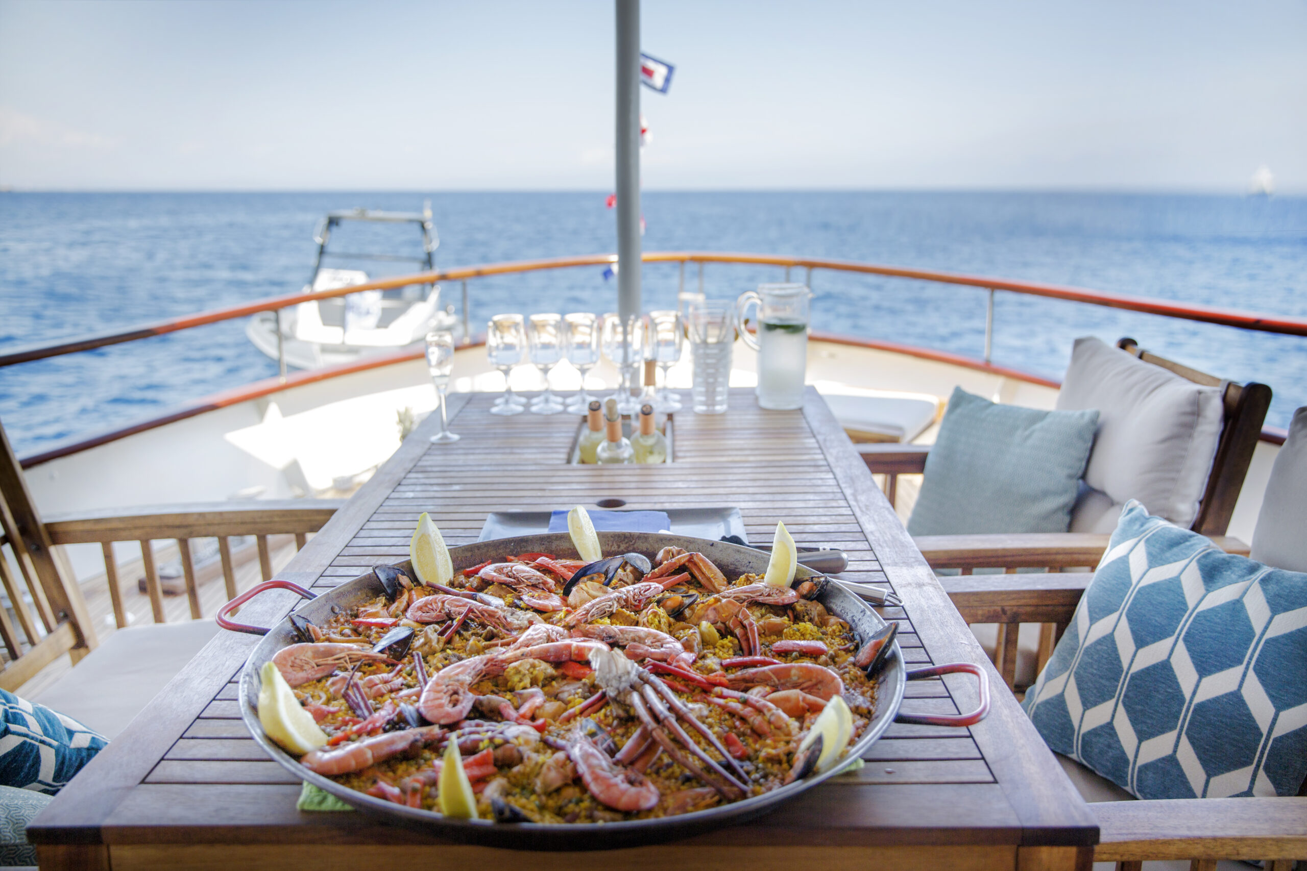 Mallorcan cuisine is steeped in tradition and rooted in local ingredients such as pork, fish and vegetables,