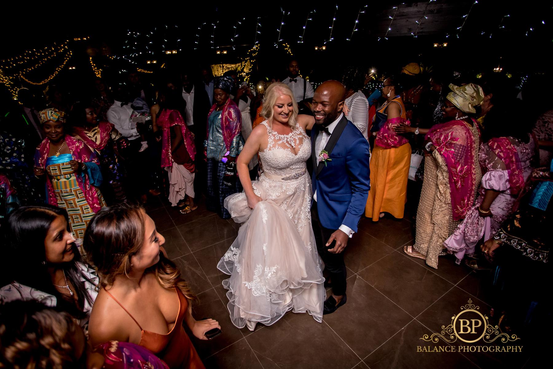 The bride and groom dance the night away - Balance Photography