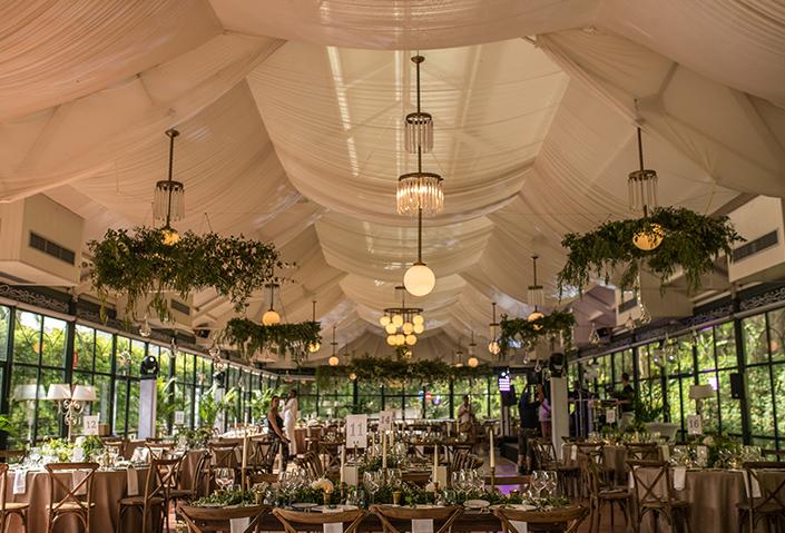 Spanish wedding palace