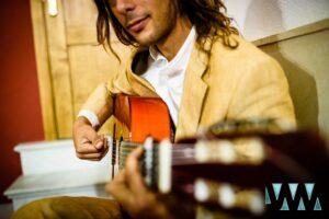 Spanish wedding guitarist - Your Wedding Moments