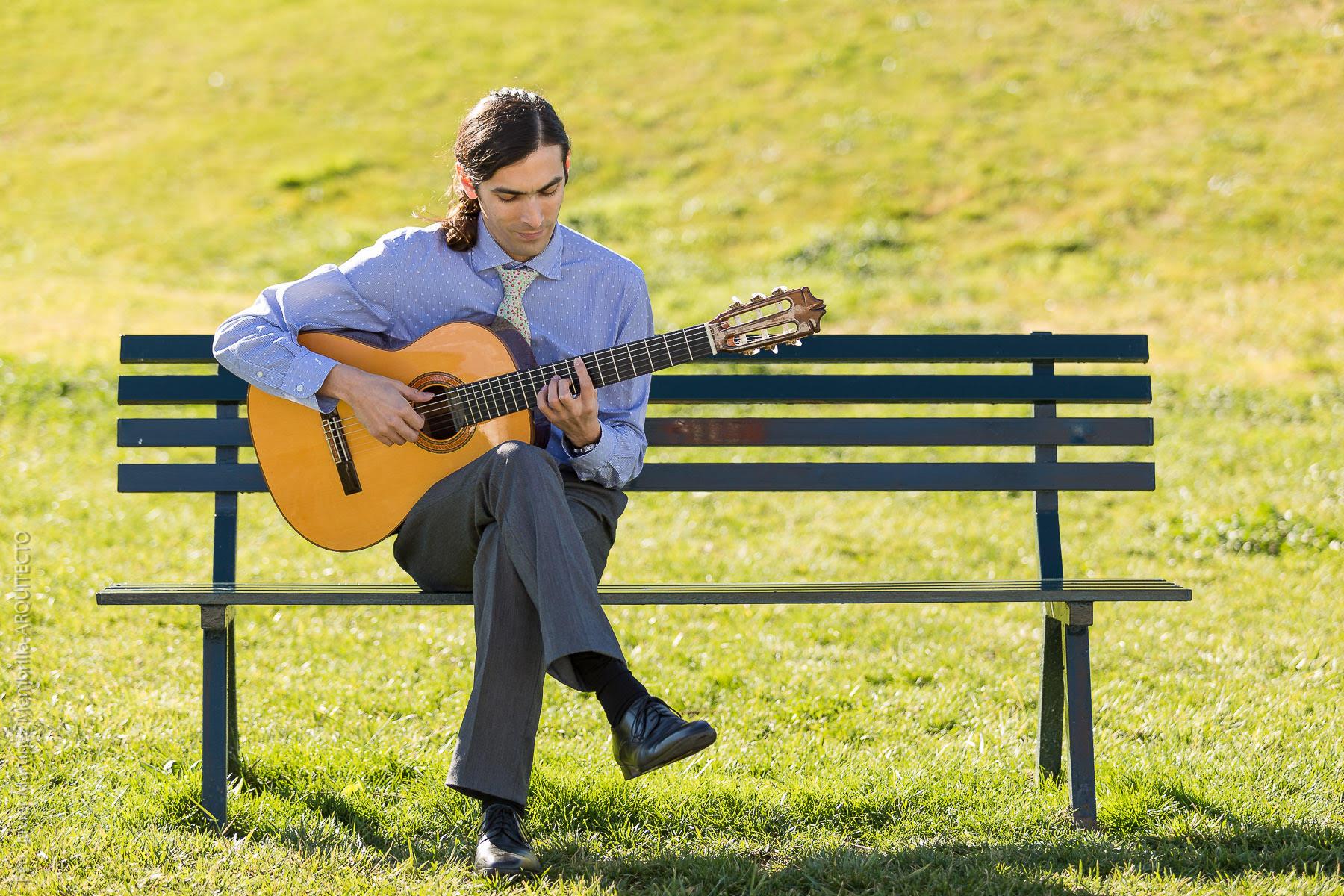Nicolas, Classical Wedding Guitarist
