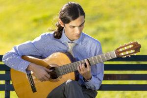 Nicolas, Classical Spanish Guitarist