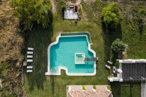 The exquisite pool