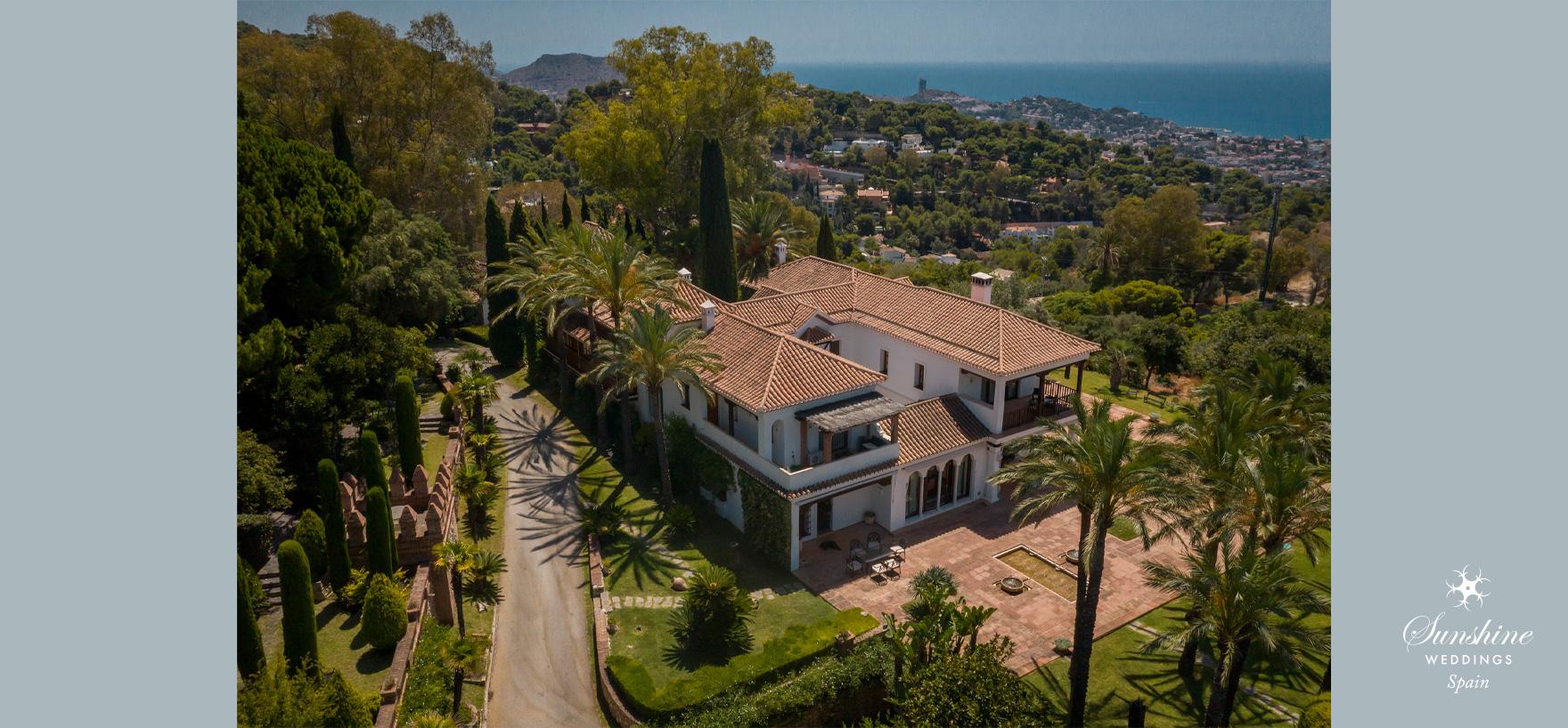 Luxury Spanish Hacienda