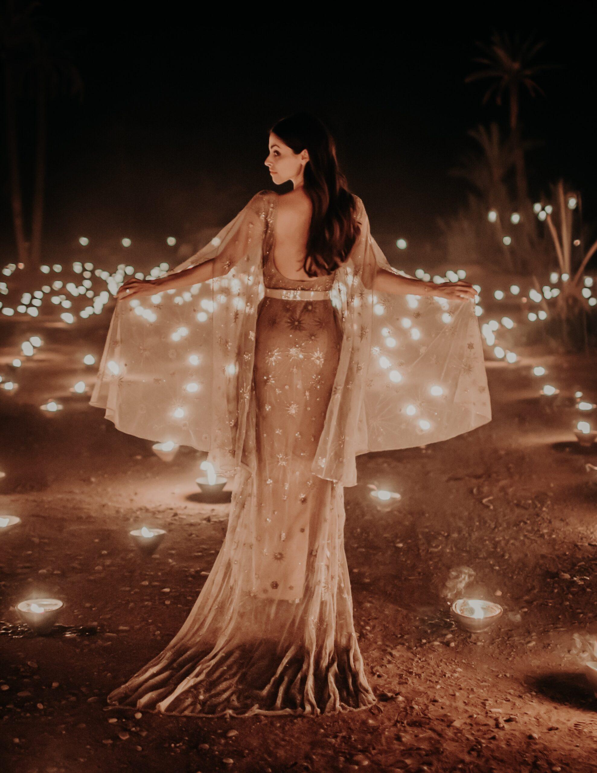The Love Hunters - a bride in the Moroccan desert