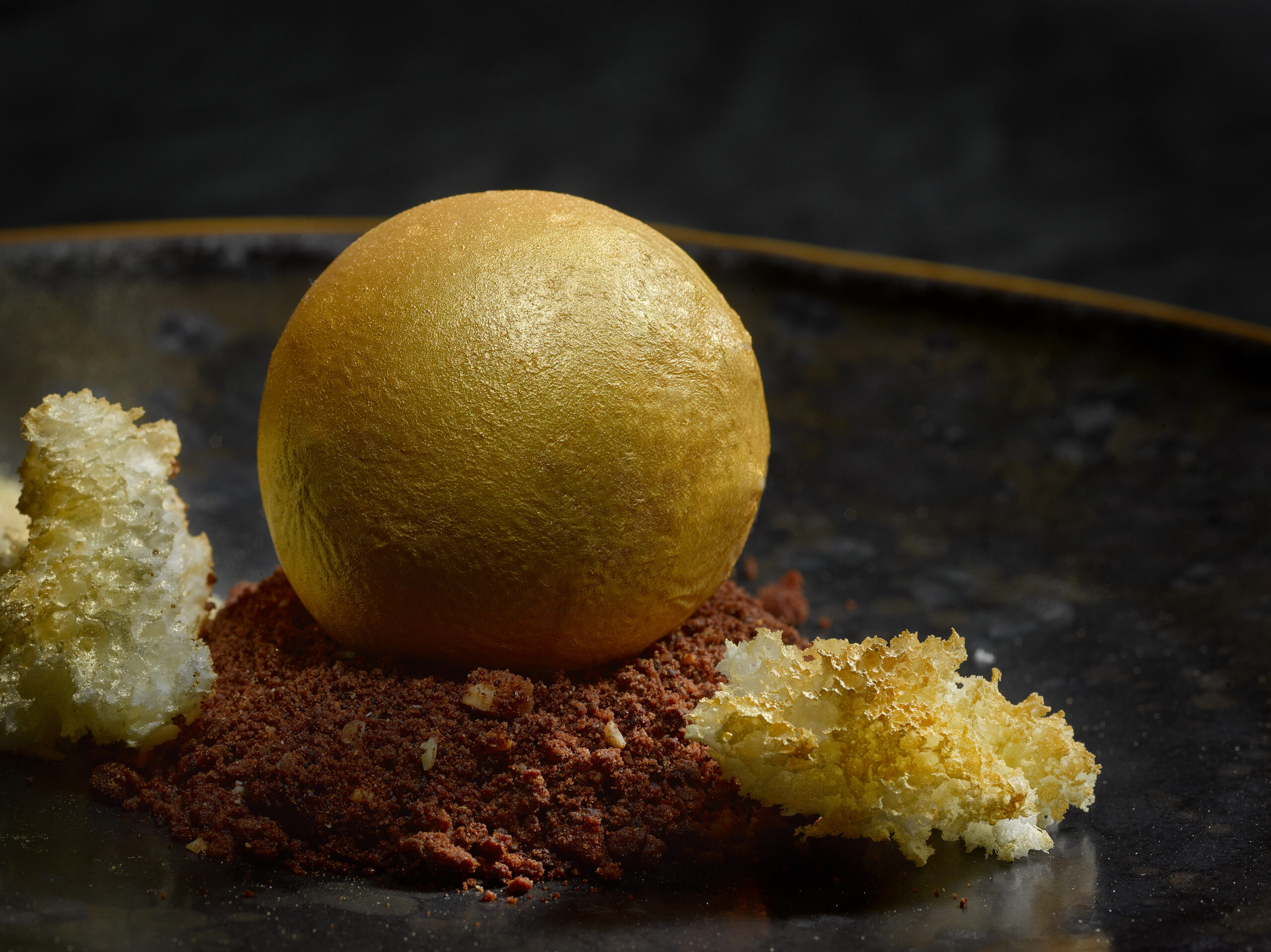 A Creation by Chef Dami Garcia