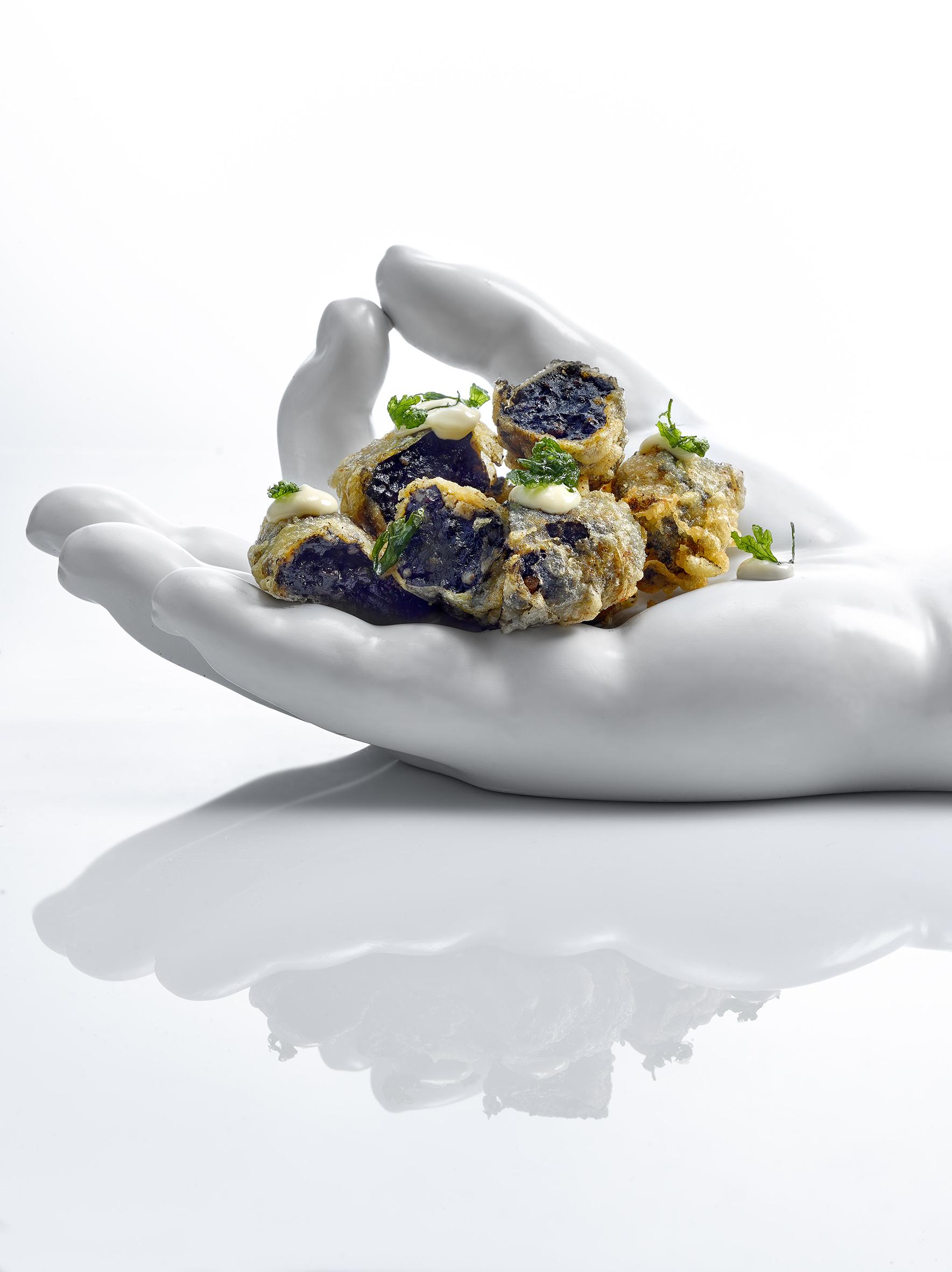 A Creation by Chef Dani Garcia