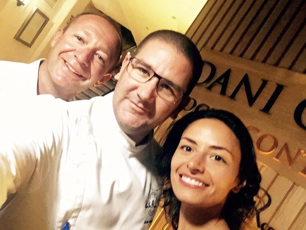 Dani Garcia, Costa del Sol's Michelin-starred Chef