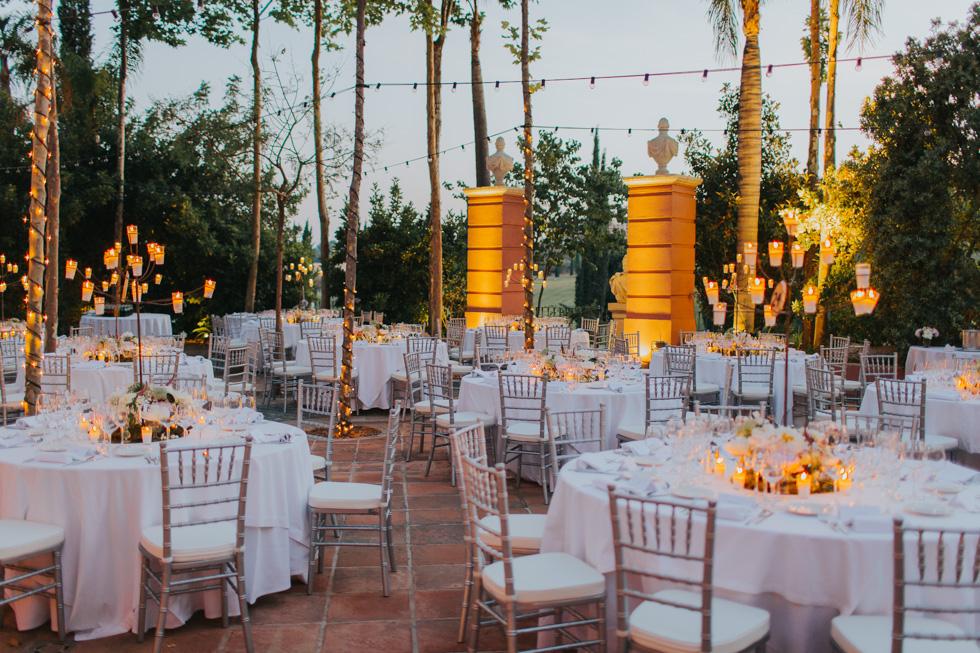 The Love Hunters - illuminated table decor