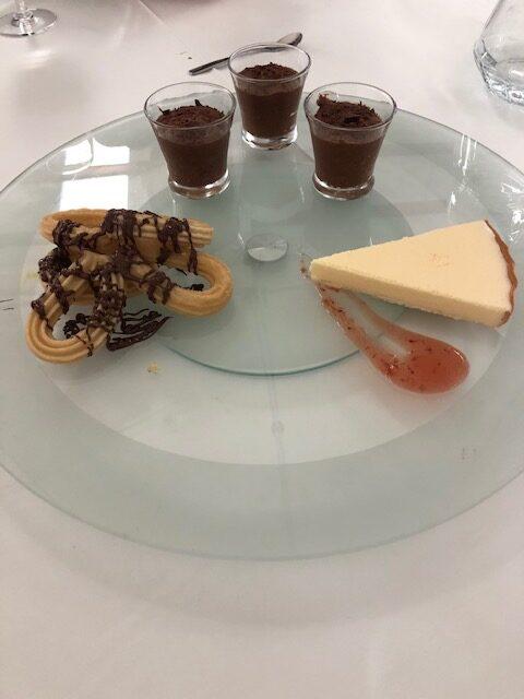 Food Tasting - Dessert