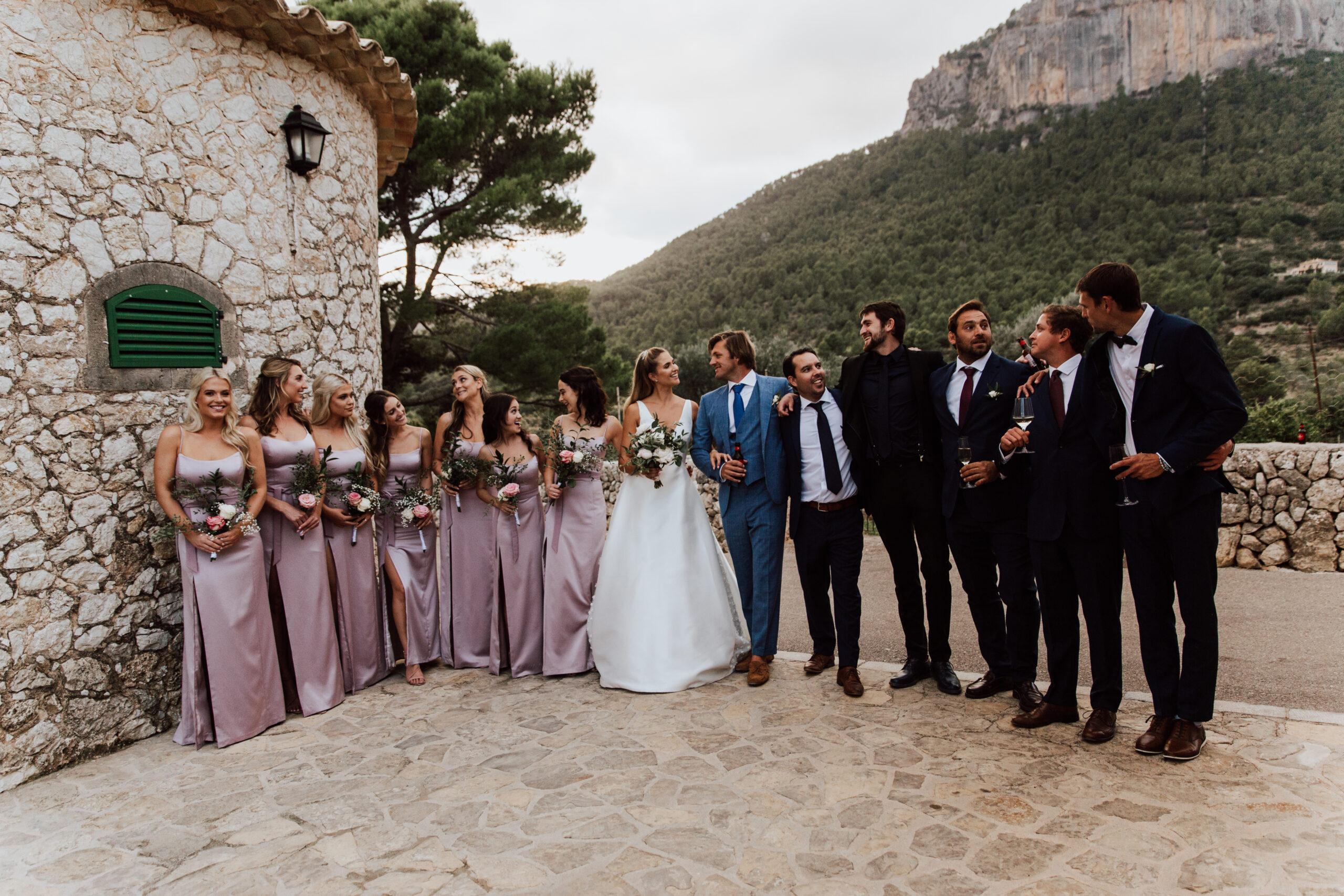 Billie, Wedding Photographer Mallorca