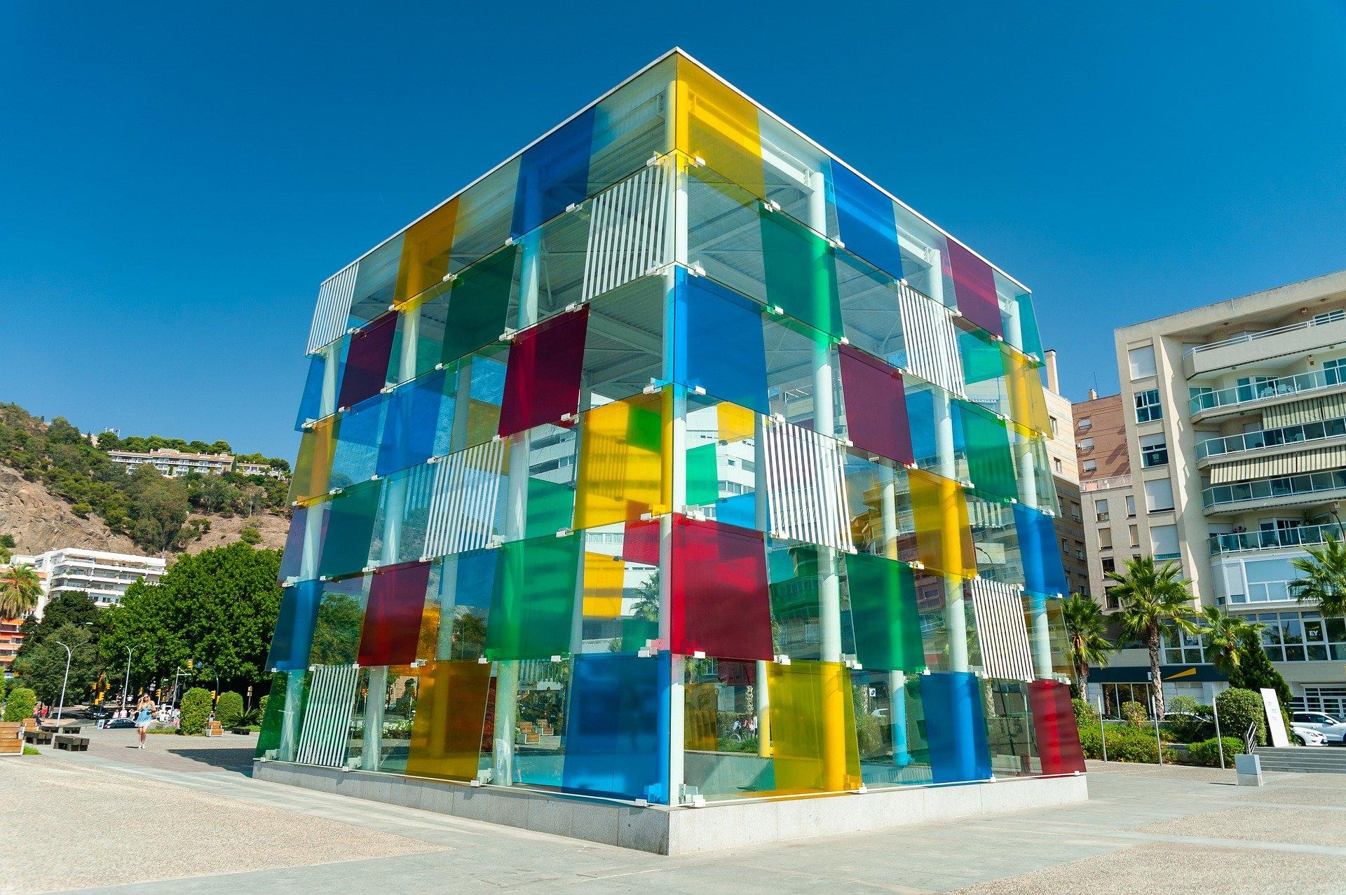 Pompidou Centre, Malaga